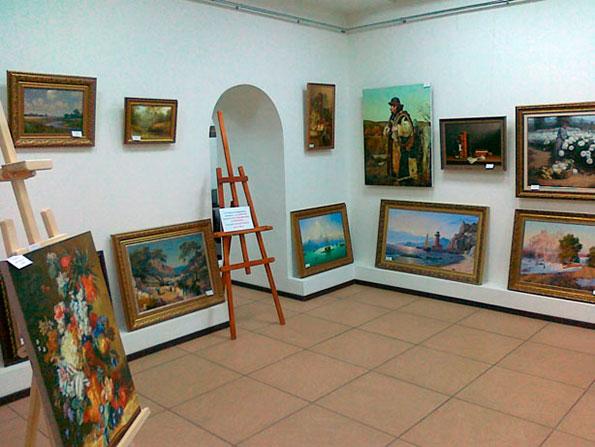 Где купить картину? Интернет-магазин, галерея или «аллея художников»