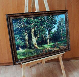 Шедевры живописи великих художников