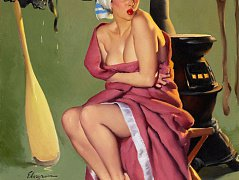 Pin-up girl 2