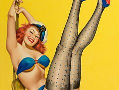 Pin-up girl 11