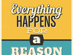 """Everything happens"""