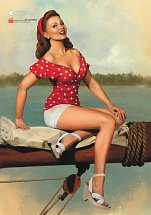 Pin-up girl 12
