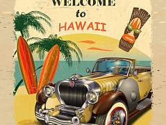 """Welcome to Hawaii"""